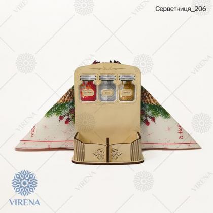 Серветниця Серветниця-206 VIRENA