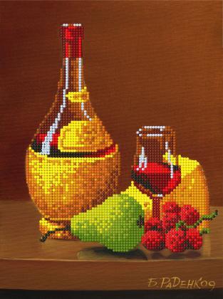 Вино і фрукти