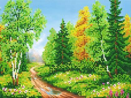 Лісова стежка