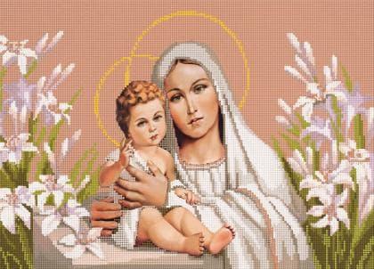 Марія з дитям