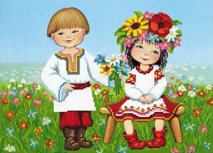 Хлопчик і дівчинка