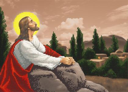 Ісус на оливній горі