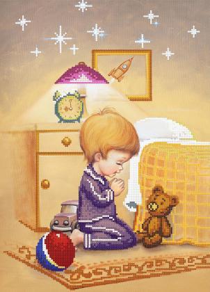 Молитва хлопчика