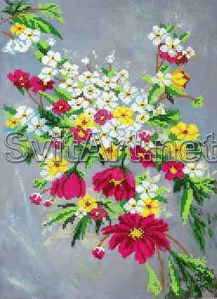 Букет квітів Si-878 Світарт