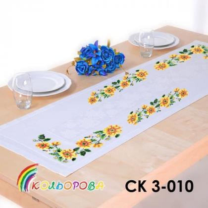 Заготовка доріжки СК 3-010 Кольорова