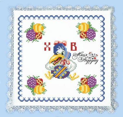 Серветка Великодня СП-026 Магія Візерунку