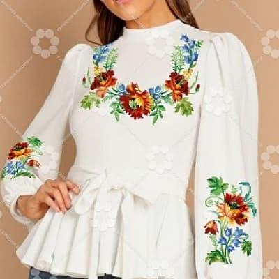 Заготовка для блузки