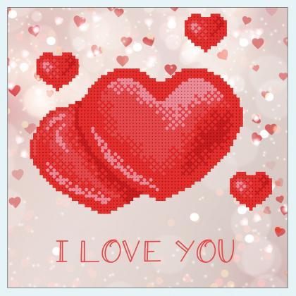 Закохані серця Т-1150 ВДВ