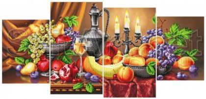 Натюрморт з фруктами MV4 SI-473 Світарт