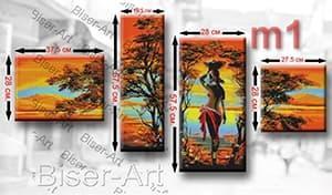 Африка ТМ1 Biser-Art