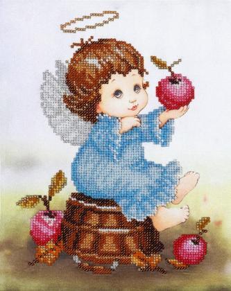 Янголятко з яблуками ТН-0532 ВДВ