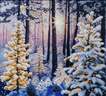 Зимовий світанок ТН-0983 ВДВ