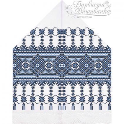 Заготовка для рушника ТР-484 Барвиста вишиванка