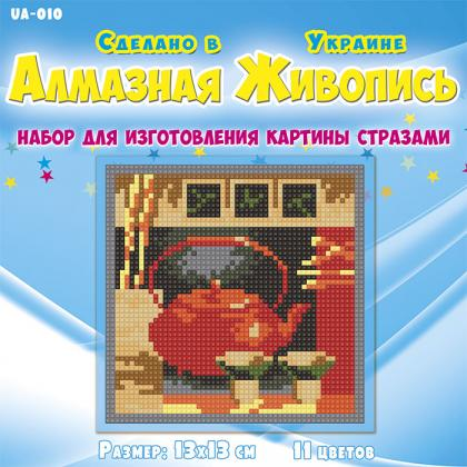 Чайна церемонія UA-010 Алмазна мозаїка