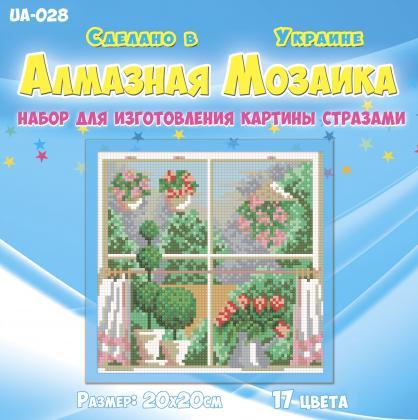 Пори року - весна UA-028 Алмазна мозаїка