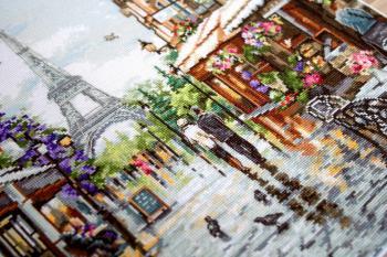 Квітучий париж