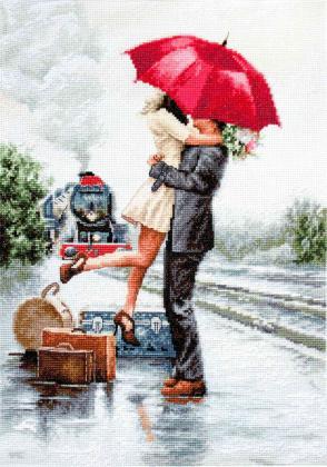 Закохані на вокзалі В2369 Luca S