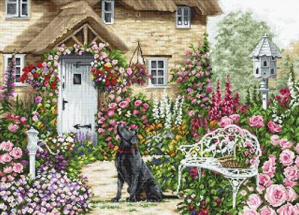 Котеджний сад В2377 Luca S