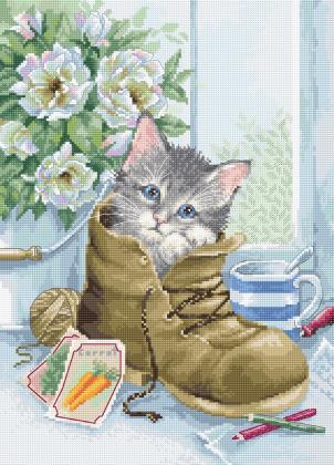 Миле кошеня В2391 Luca S