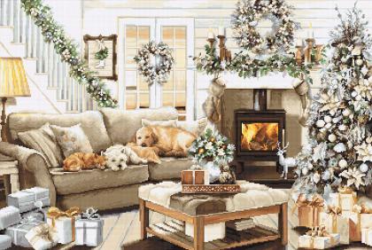 Мріючи про біле Різдво В2393 Luca S