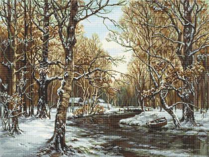 Перший сніг В597 Luca S