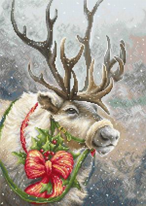 Різдвяний олень В598 Luca S