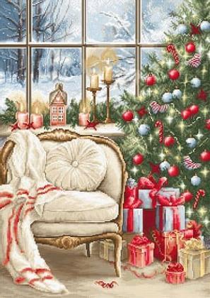 Різдвяний інтер'єр В599 Luca S