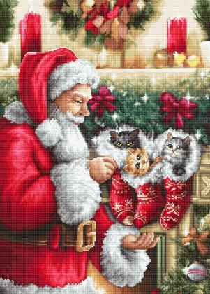 Санта Клаус В602 Luca S