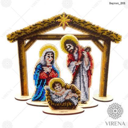 Набір Святе Сімейство Вертеп-201 VIRENA