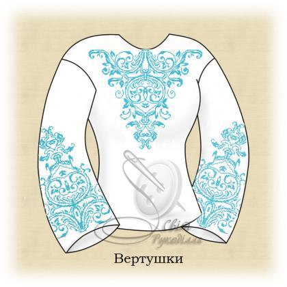 Заготовка для блузки СЖ Вертушки Світ рукоділля