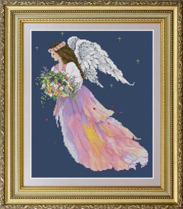 Ангел квітів