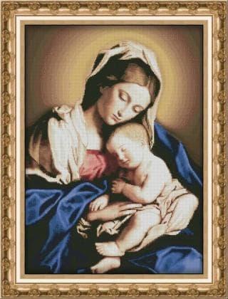 Мадонна з немовлям VN-094 Olanta