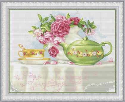 Чайний натюрморт
