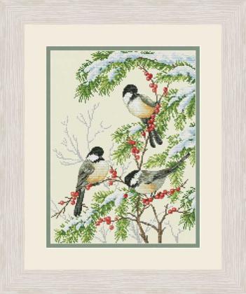 Зимові птиці VN-153 Olanta