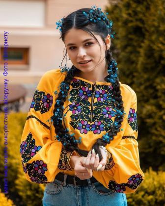 Заготовка для блузки СЖ-101 Христинка Гармонія
